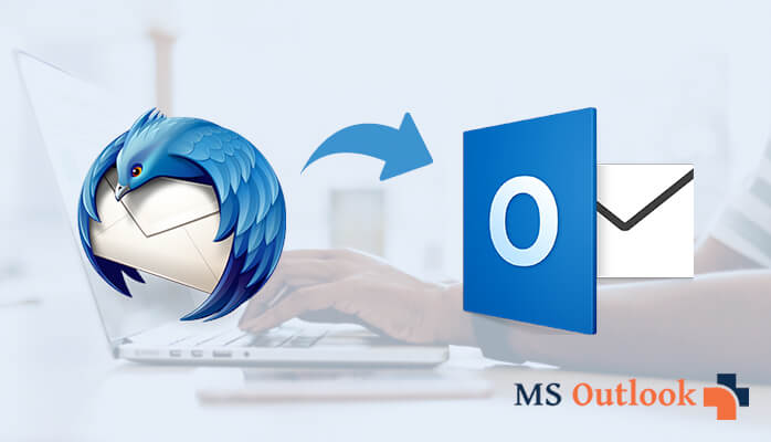 thunderbird to ms outlook