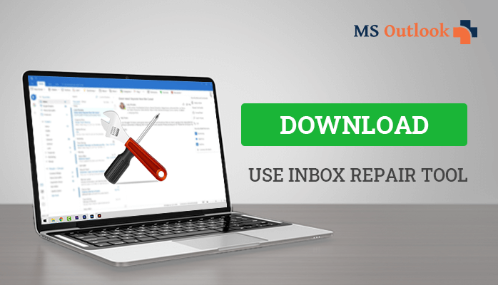 Inbox Repair Tool Scanpst.exe