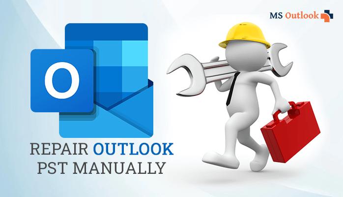 Repair Outlook 2016, 2019, 2013 PST