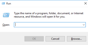 outlook cannot connect to the Exchange Server
