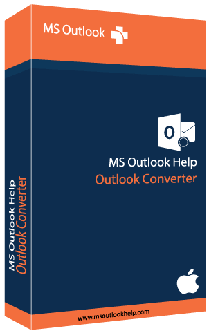 Mac Outlook Converter Box