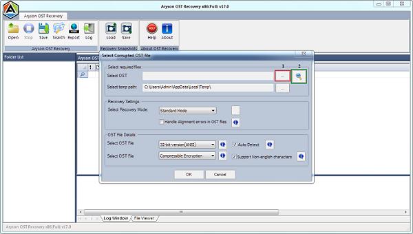 Windows 7 OST File Repair 17.0 full