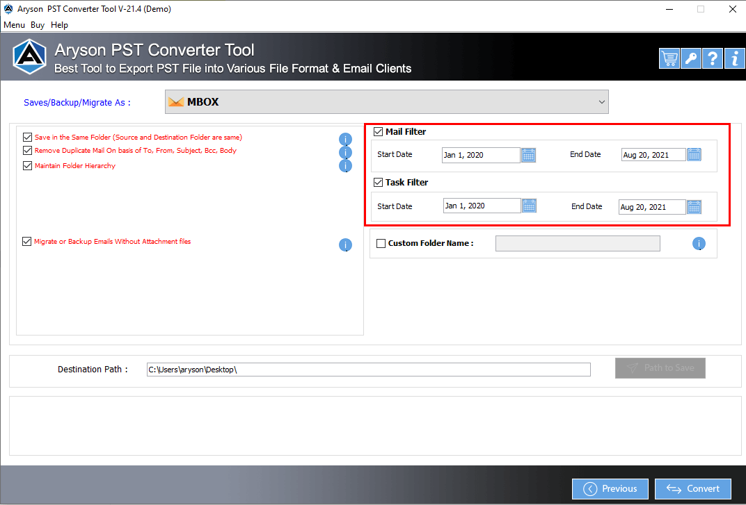 outlook converter tool